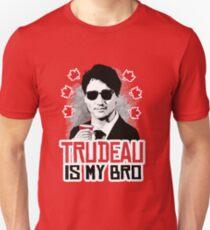 Trudeau is my Bro Unisex T-Shirt