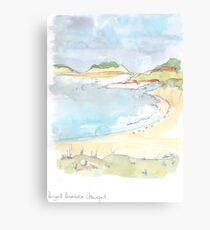 Rosguil Peninsula, Donegal, Ireland Canvas Print