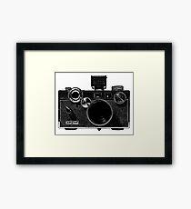 Argus C3 Framed Print