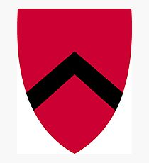 Heraldic Shield Photographic Print
