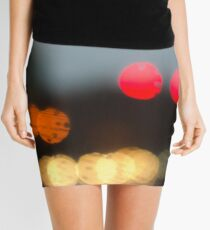 Traffic Mini Skirt
