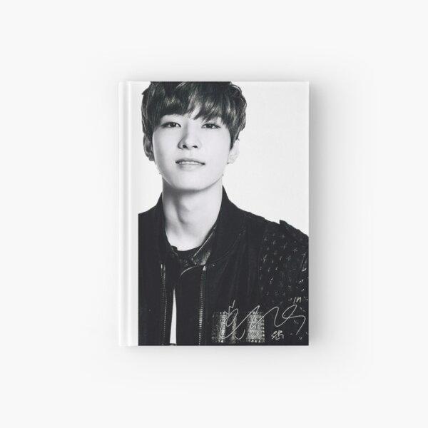 SEVENTEEN Wonwoo Hardcover Journal