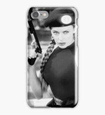 CAMMY STREET FIGHTER KYLIE MINOGUE iPhone Case/Skin