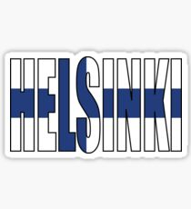 Helsinki Sticker