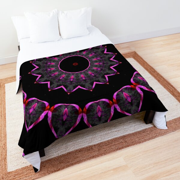 Tranquil Mandela style  Comforter