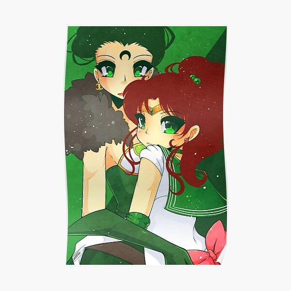 Act 17: Secret ~Sailor Jupiter~ Poster