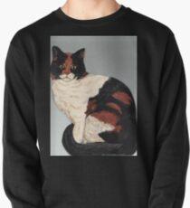 Patchwork Cat Pullover