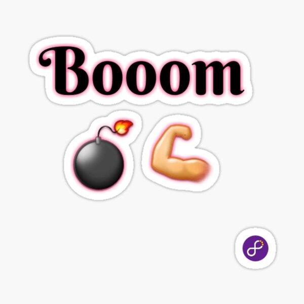 booom sport Sticker