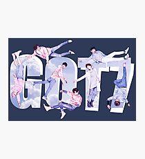 Got7 Photographic Print