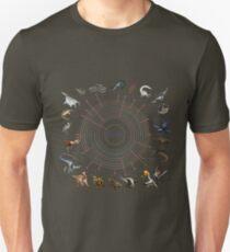 Diapsida: The Cladogram Unisex T-Shirt