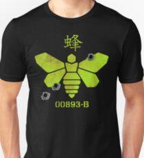 Heisenberg 'Golden Moth' Chemical Logo Shot with Bullet Holes T-Shirt