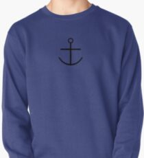 Captain Haddock Anchor Shirt T-Shirt