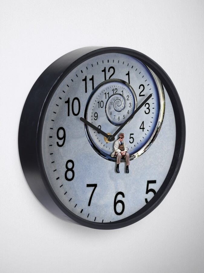 Alternate view of Time Clock