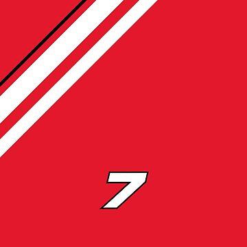 Kimi Raikkonen F1 by GreenSpeed