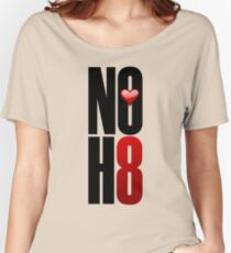 NOH8! Women's Relaxed Fit T-Shirt