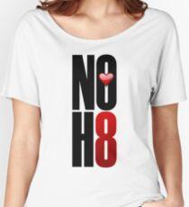 NOH8! Women's Relaxed Fit T-Shirt