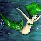 Emerald (May) - Horizontal by FairyNerdy