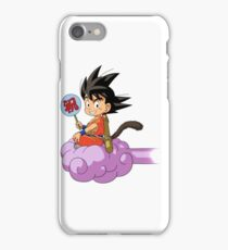 Kid Goku RC iPhone Case/Skin