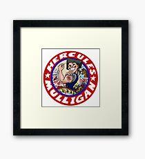 Hercules Mulligan! Framed Print