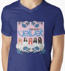 RED VELVET The Velvet Men's V-Neck T-Shirt