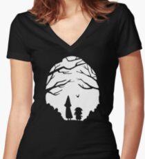OTGW Women's Fitted V-Neck T-Shirt