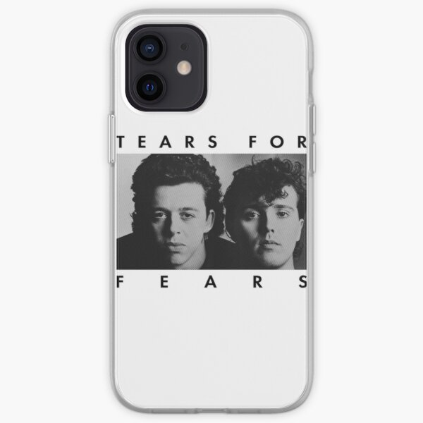 Tears For Fears T-ShirtTears for Fears - Retro iPhone Soft Case