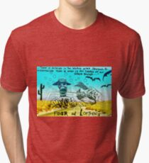 Fear And Loathing In Las Vegas Tri-blend T-Shirt
