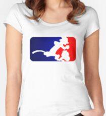 Calvinball Women's Fitted Scoop T-Shirt