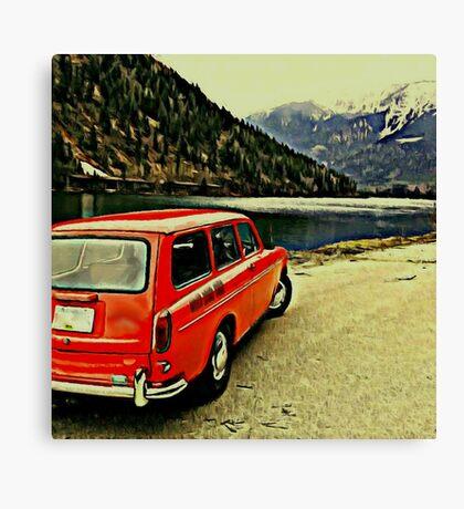 Traveller Canvas Print