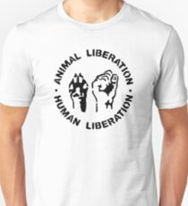 animal Liberation Unisex T-Shirt