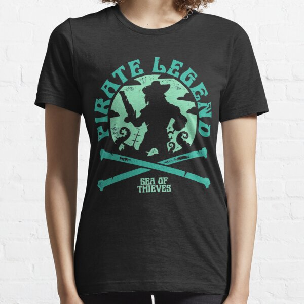 T-shirt Pirate Legend Sea of Thieves T-shirt essentiel