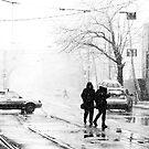 snowfall. march by Nikolay Semyonov