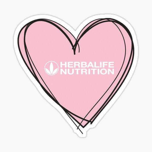 Love Herbalife Nutrition Pegatina