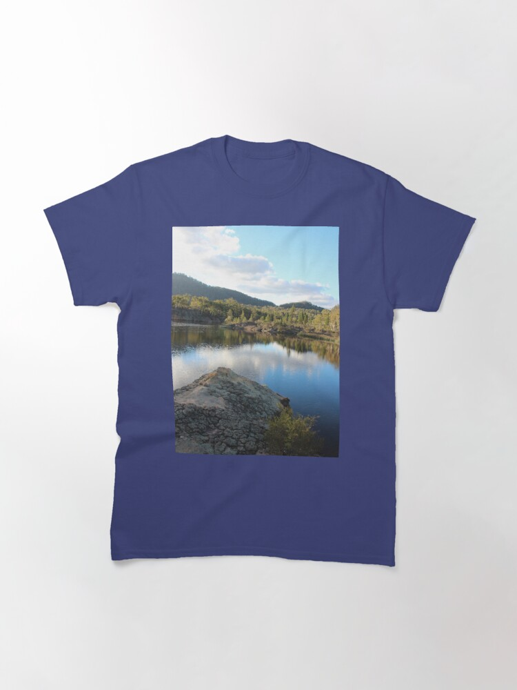 Alternate view of Platypus Point Dunn's Swamp NSW Classic T-Shirt
