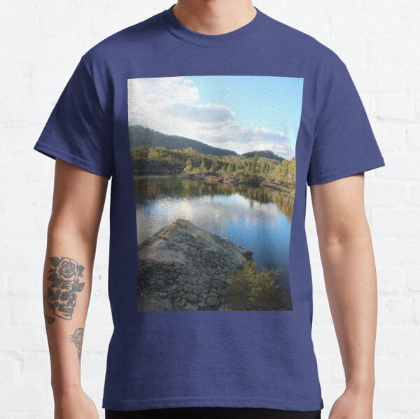 Platypus Point Dunn's Swamp NSW Classic T-Shirt
