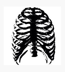 Lungs-Driving-illustrate Photographic Print