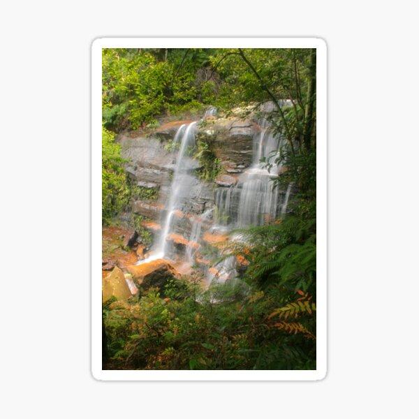 Flat Rock Falls  Sticker