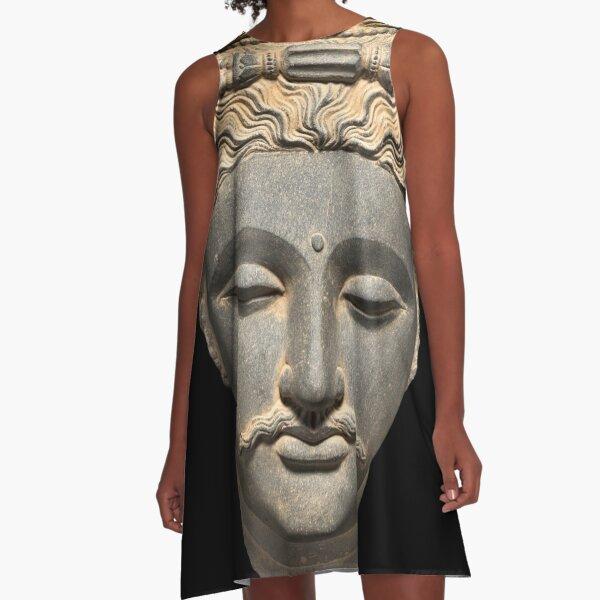 Gandhara A A-Line Dress