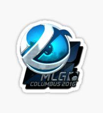 Luminosity Gaming Sticker