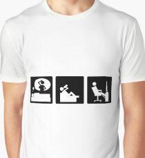 Three Little Pics - Men 2 Graphic T-Shirt