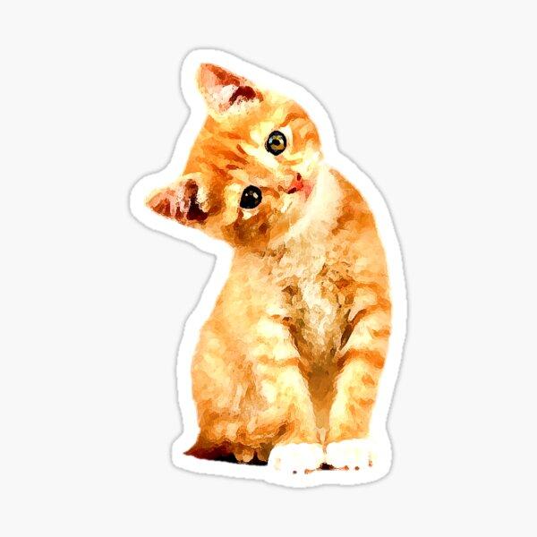 Kitty Galore Sticker