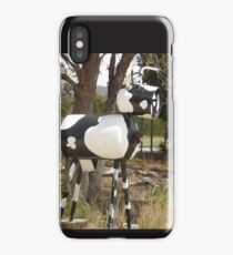 Cow Mail iPhone Case/Skin