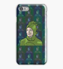Dinosaur Britta iPhone Case/Skin