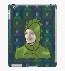 Dinosaur Britta iPad Case/Skin