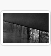 Bridge and Flood Sticker