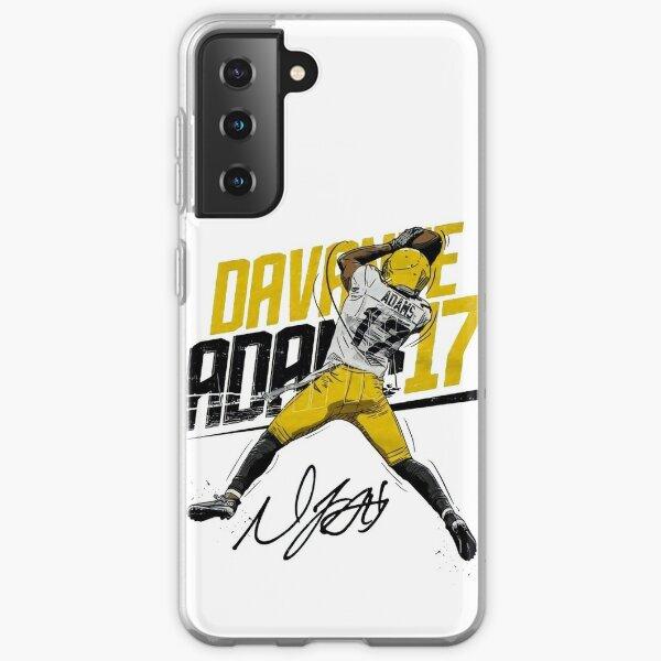Davante Adams for Green Bay Packers fans Samsung Galaxy Soft Case