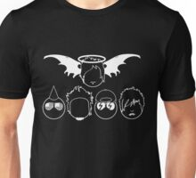 A7X Smiles Inverted Unisex T-Shirt