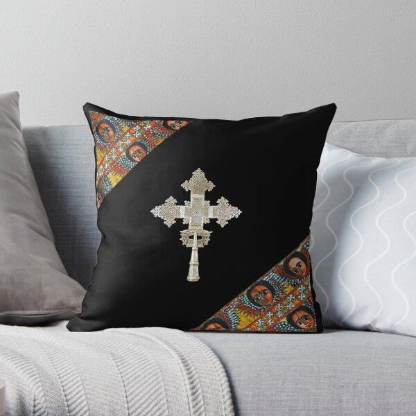 Äthiopisch-orthodox ሐበሻ Dekokissen