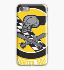 190th Fighter Squadron emblem iPhone Case/Skin