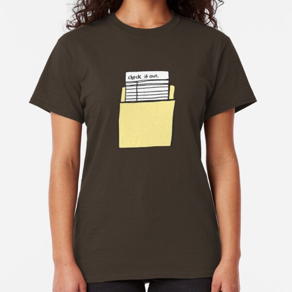 Check it Out Classic T-Shirt